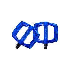 DMR V8 Pedals, 9/16 Blue