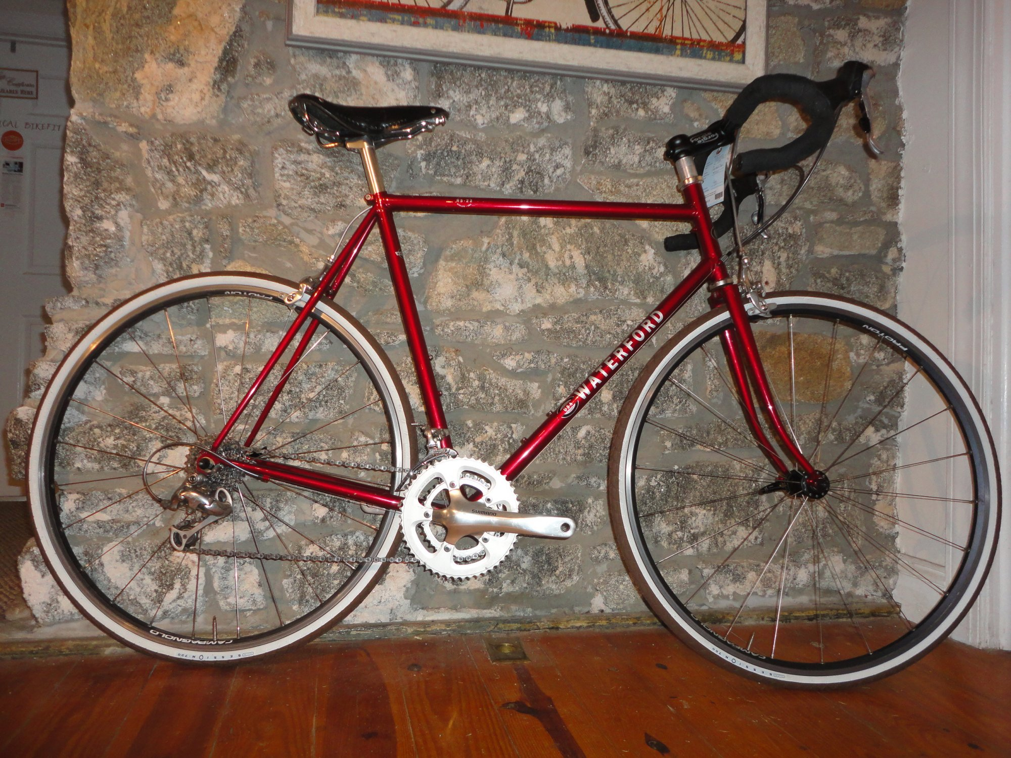 Waterford RS-1200 Ultegra 9sp 58cm Used