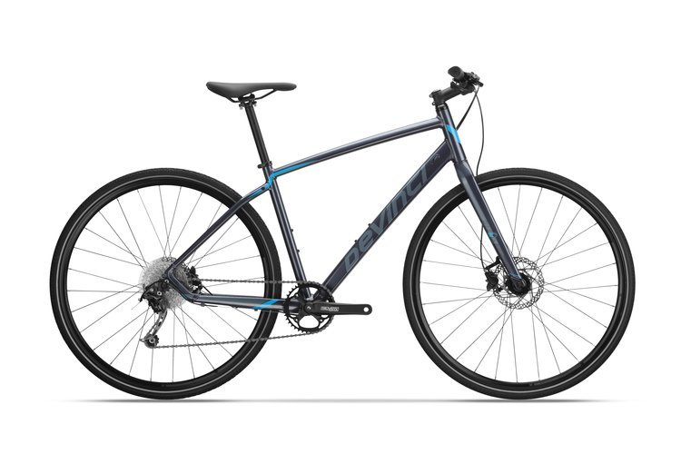 Devinci Hex Deore Large Tec/Blue
