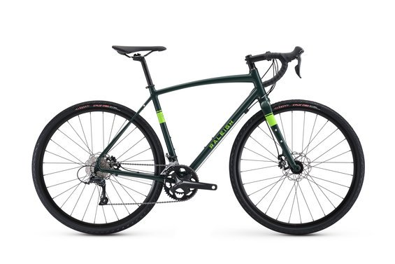 Raleigh Willard 2 Green 54CM