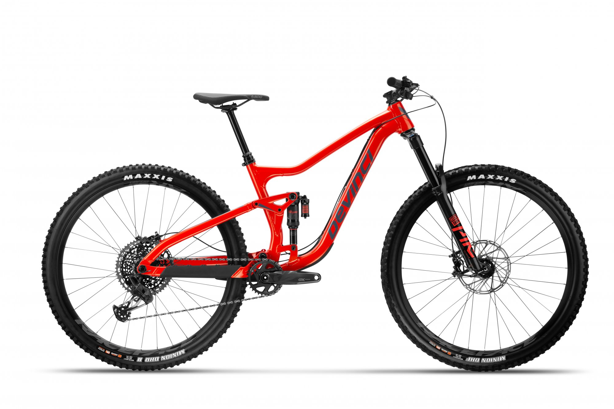 Devinci Troy AL GX 12 Med Red 2021