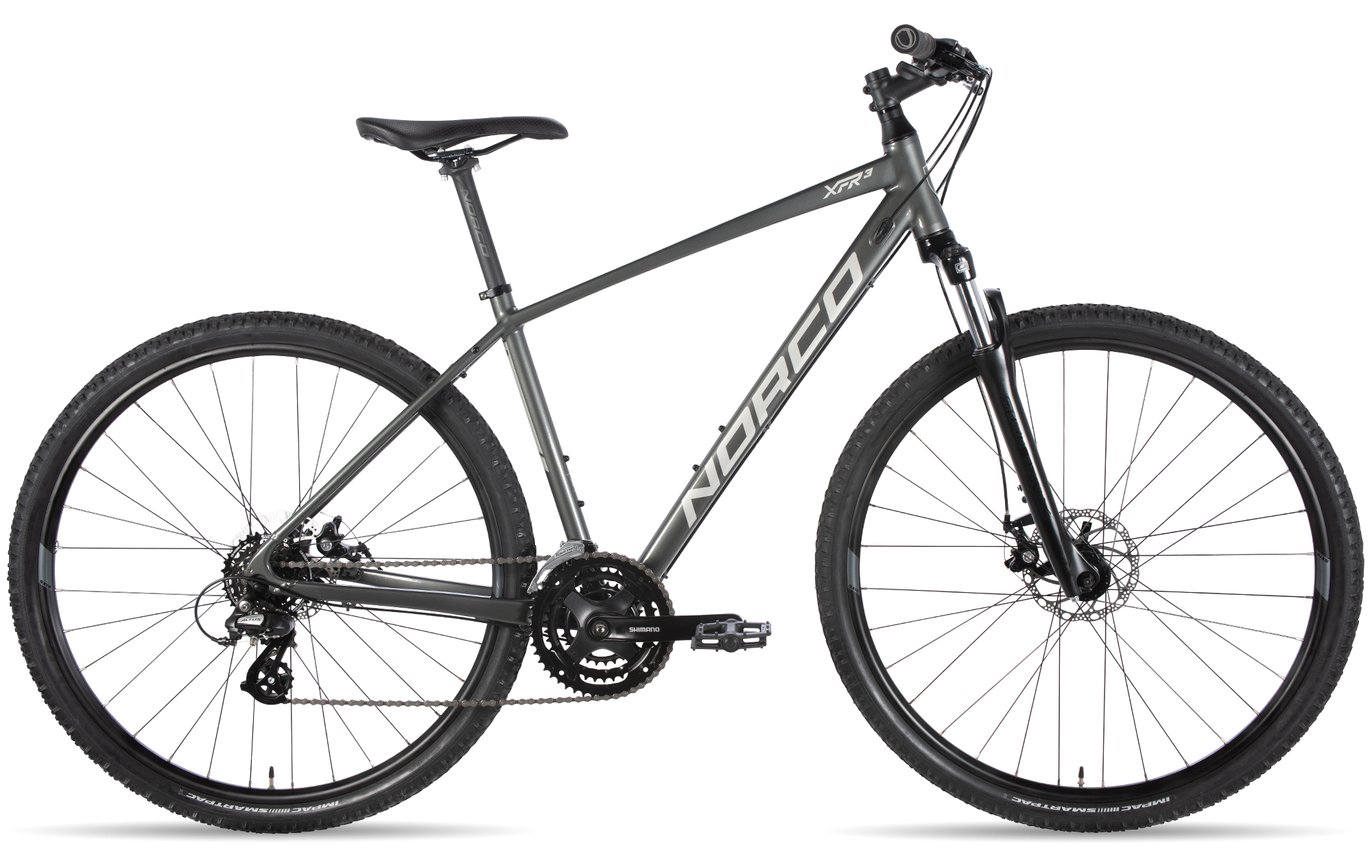 NORCO XFR 3 MED CHARCOAL