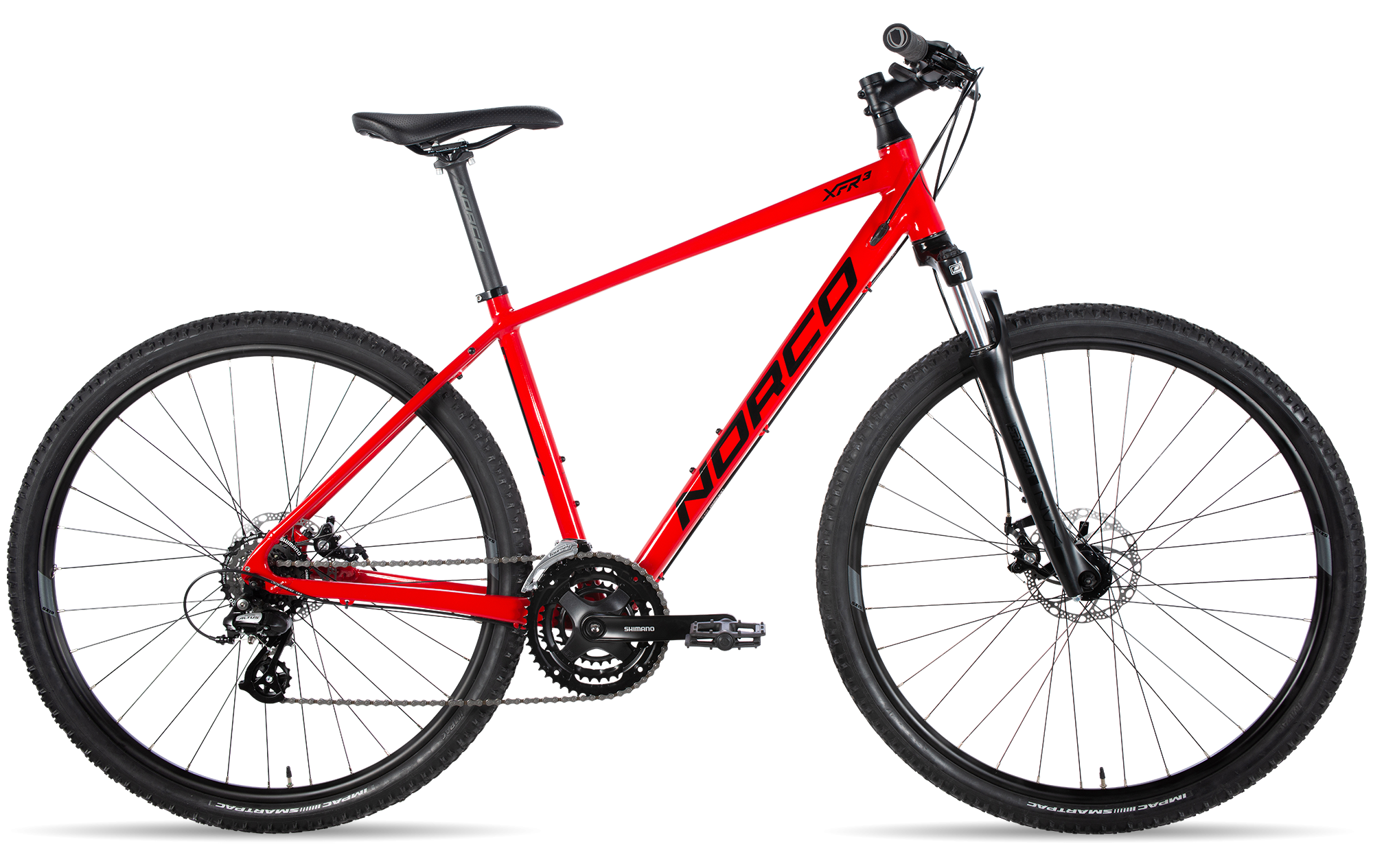 NORCO XFR3 LRG RED