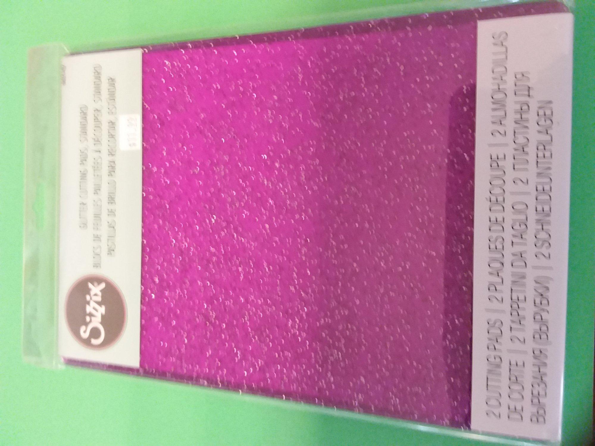 Glitter Cutting Pads