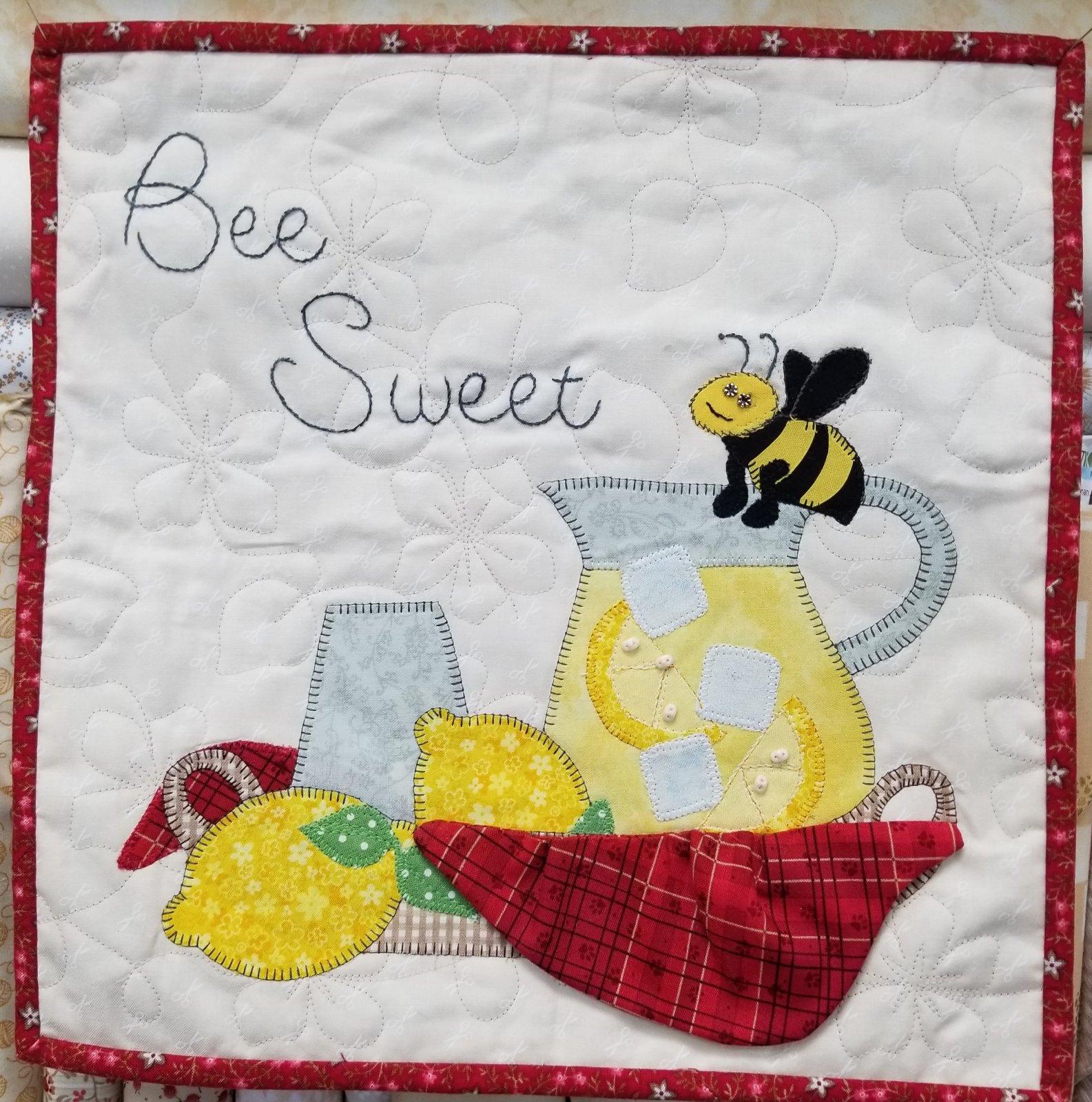 Bee Sweet Pattern