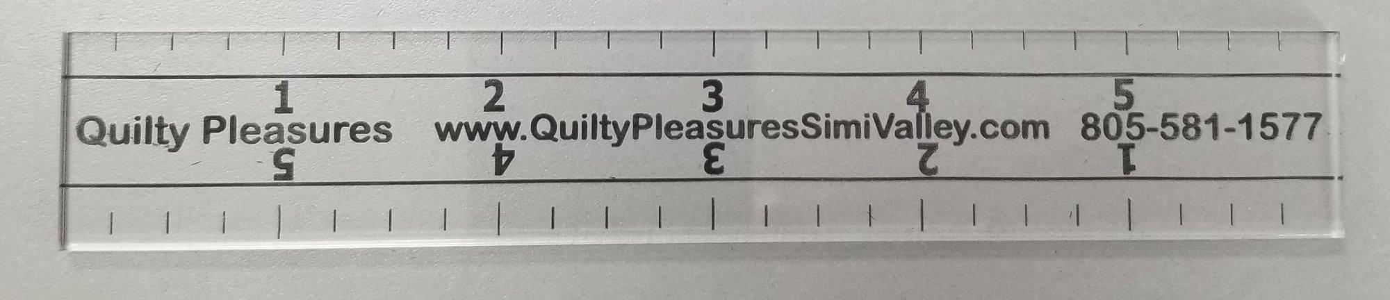QP Ruler 6