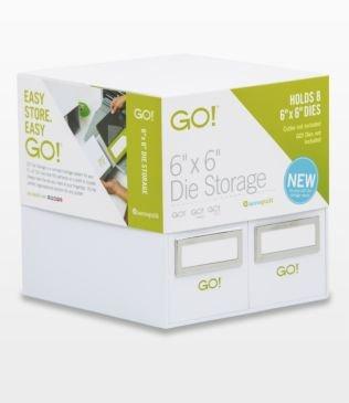 Accuquilt GO! Acc  6 x 6 Die Storage