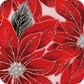 Holiday Flourish 18339 Silver