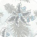 Holiday Flourish 18345 Blue
