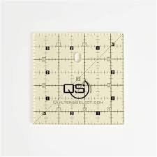 Quilters Select Ruler 3.5 x 3.5