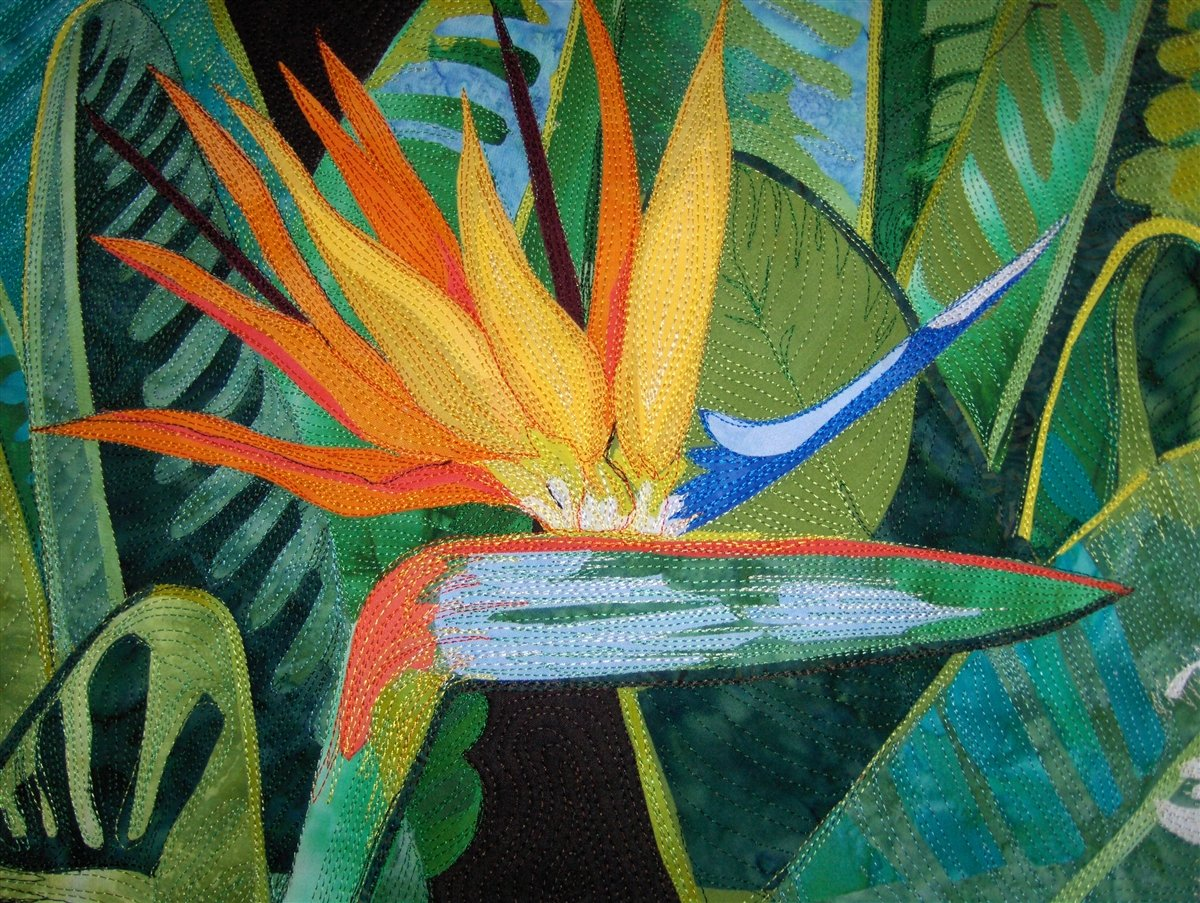 Bird of Paradise - Melinda Bula