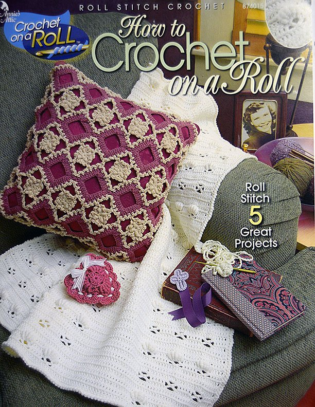 Crochet on a Roll