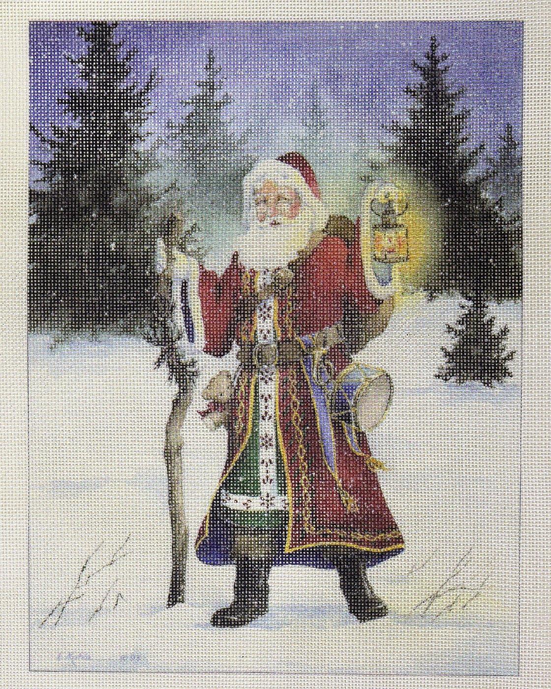 Father Christmas:  NEE