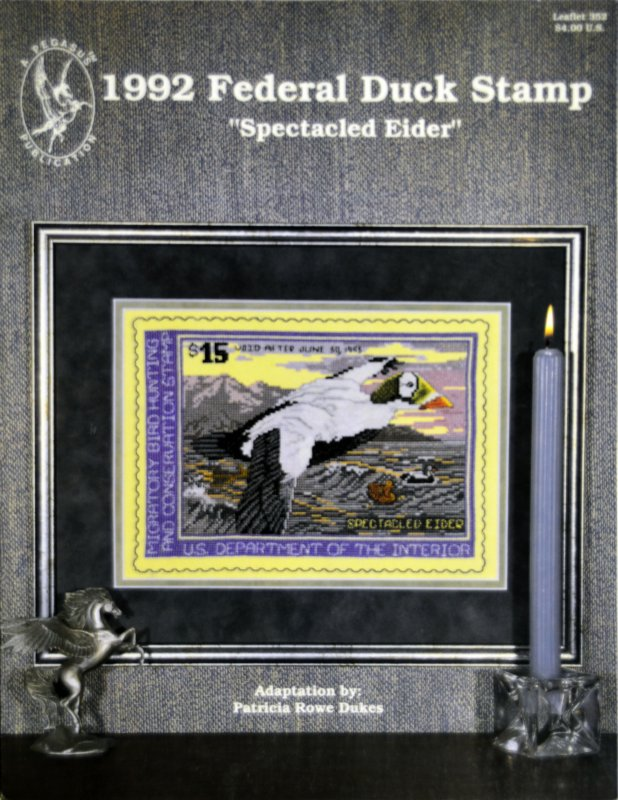 1992 Federal Duck Stamp:  COL