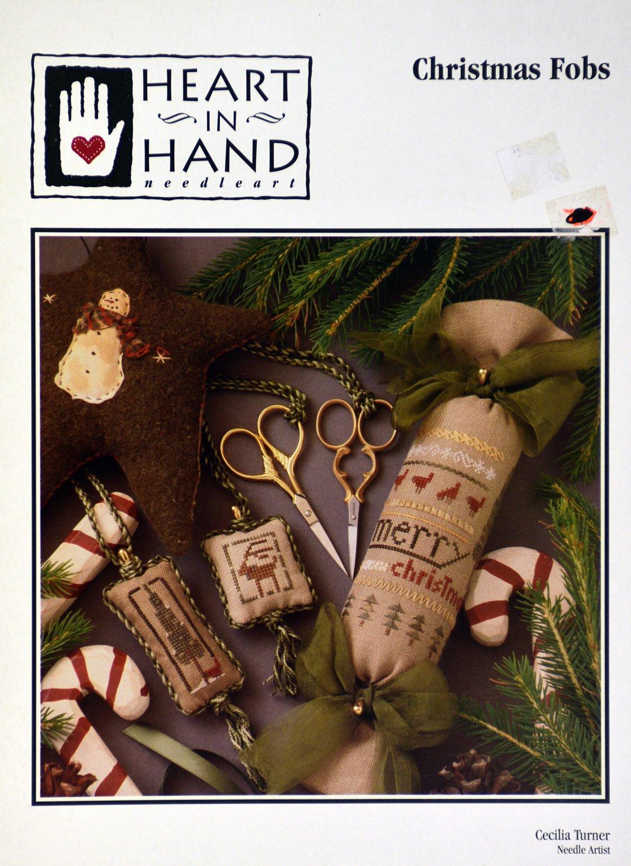 Christmas Fobs:  HIH