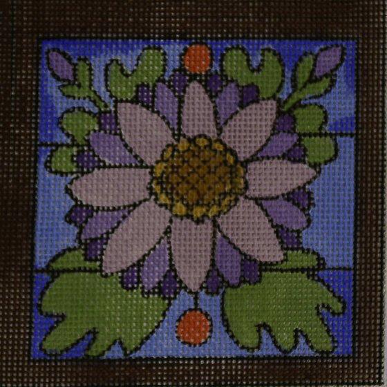 Purple Flower:  NEE