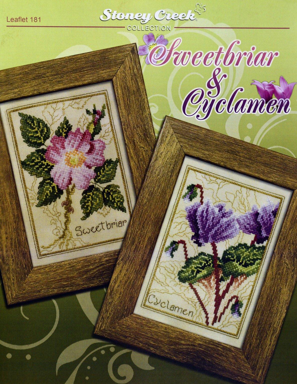 Sweetbriar & Cyclamen:  BF