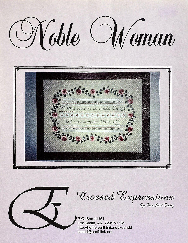 Noble Woman:  CCV
