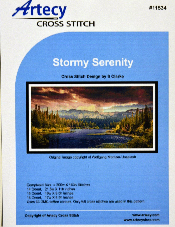 Stormy Serenity:  ACY
