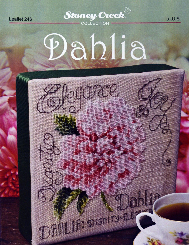 Dahlia:  BF