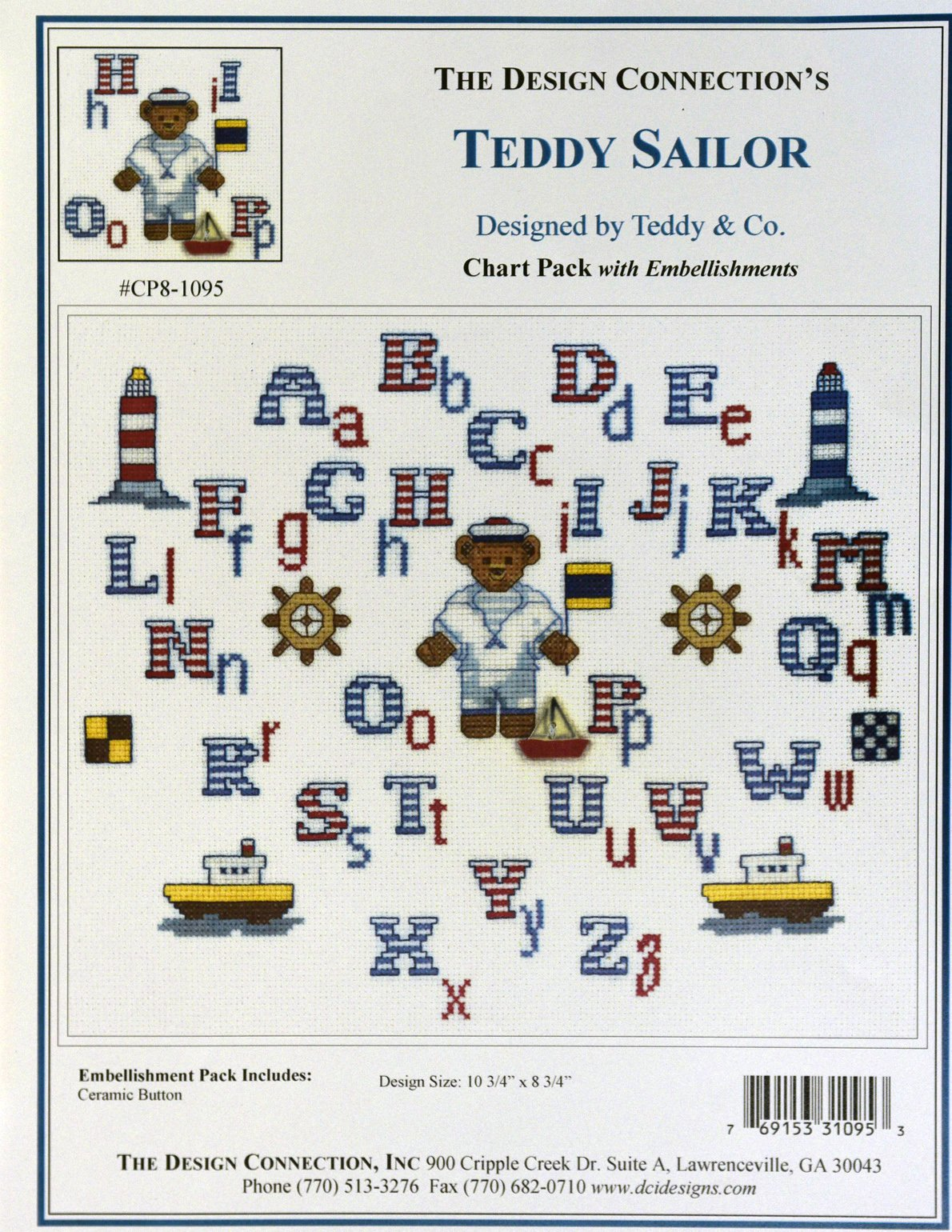 Teddy Sailor:  TB