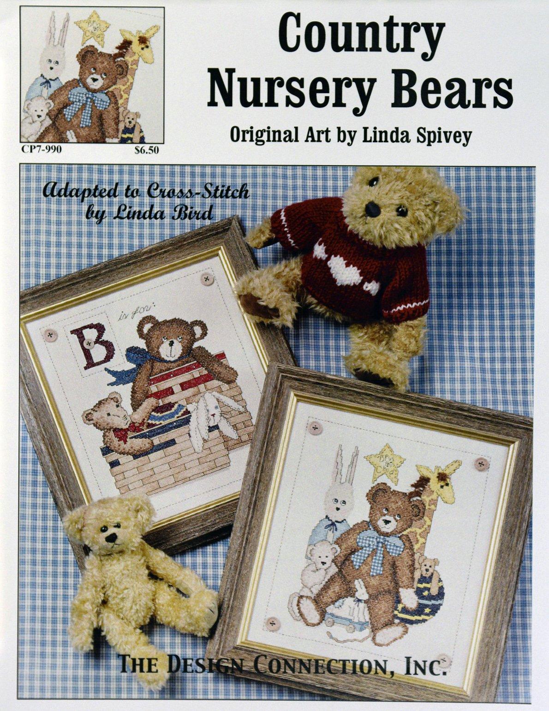 Country Nursery Bears:  TB