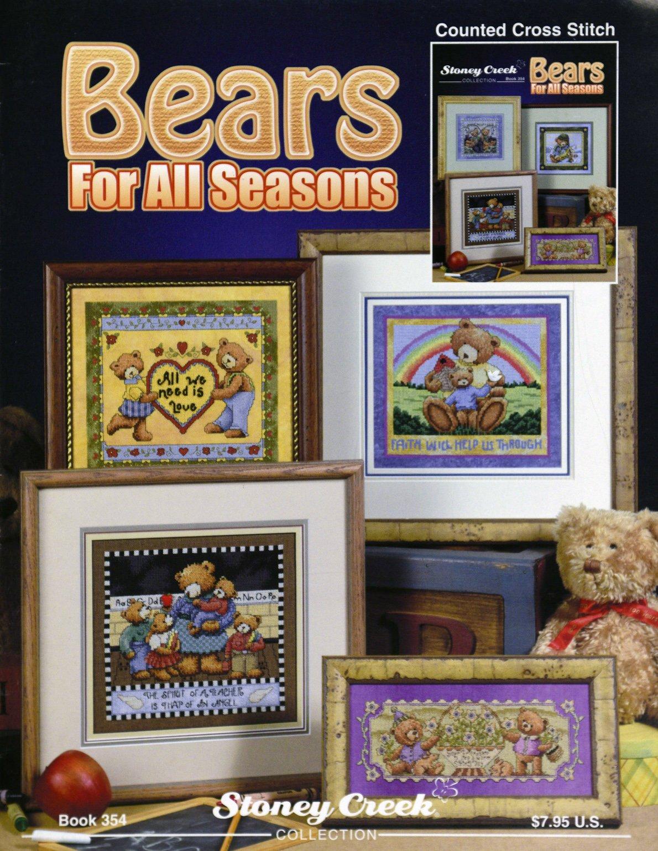 Bears for All Seasons:  TB
