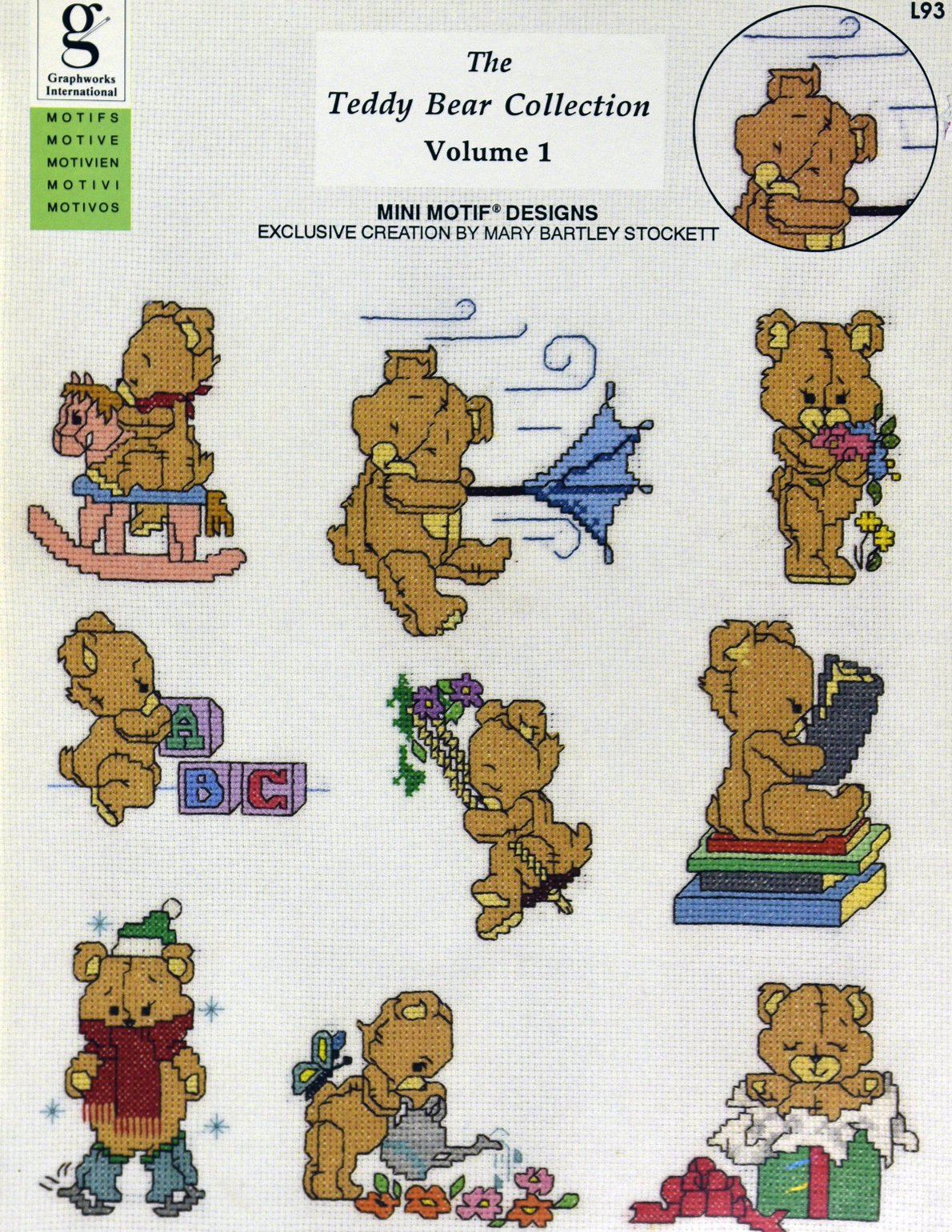 The Teddy Bear Collection Volume I