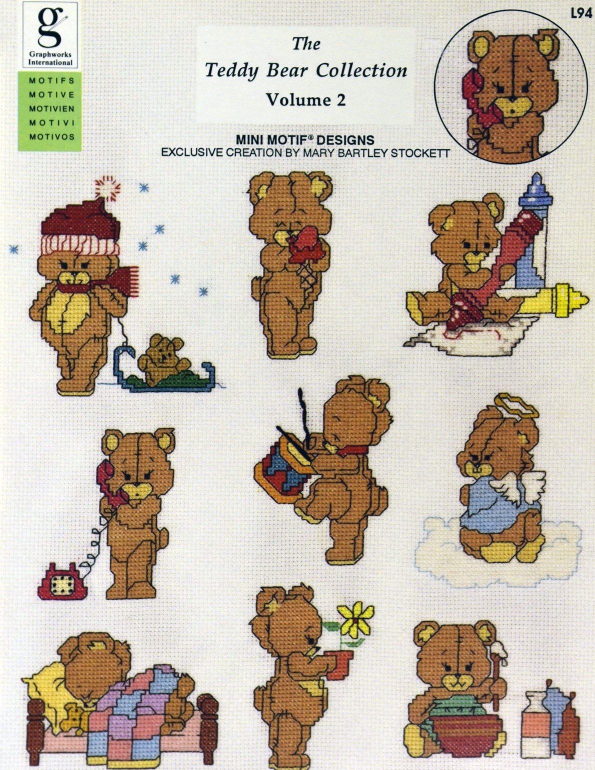 The Teddy Bear collection volume 2:  TB