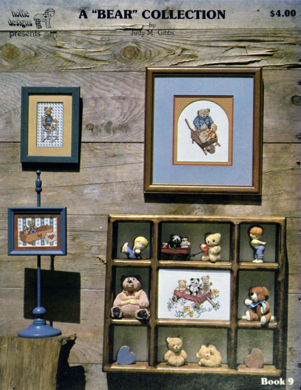 A Bear Collection:  TB