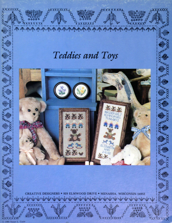 Teddies and Toys:  TB