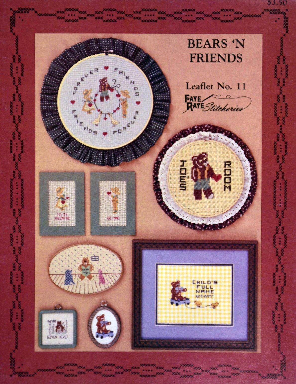 Bears 'N Friends:  TB
