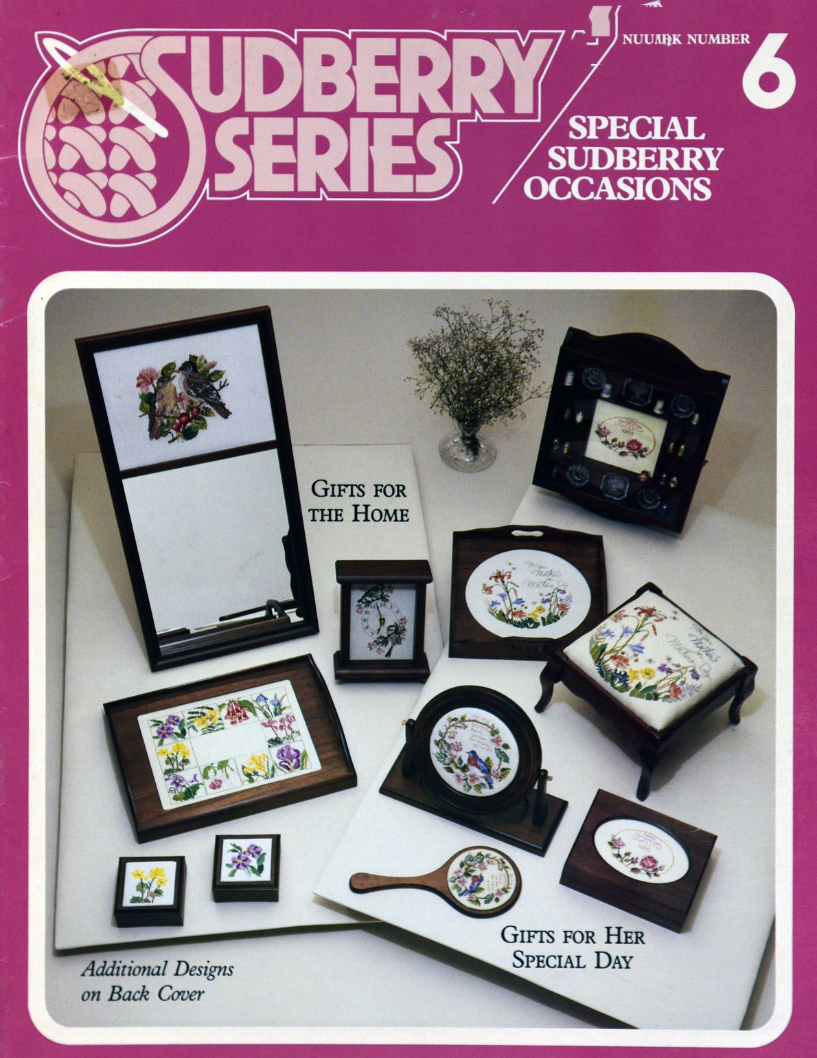 Special Sudberry Occasions:  SUD