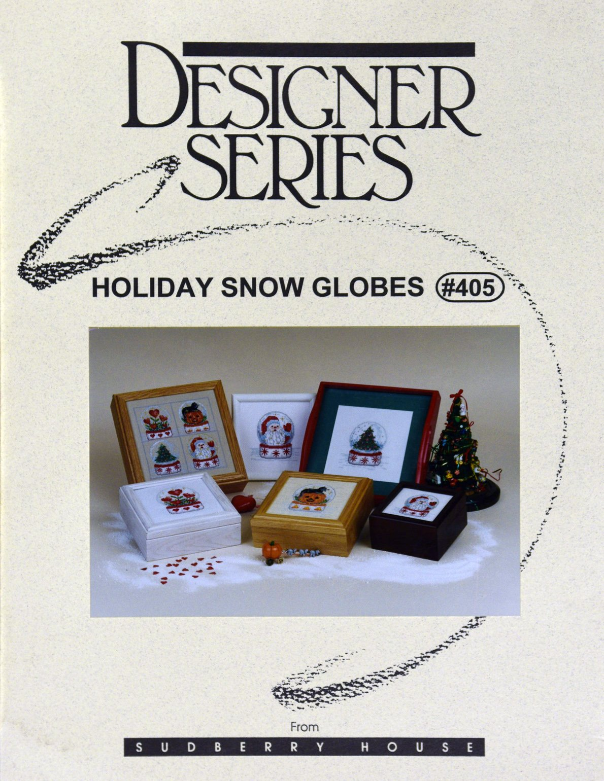 Holiday Snow Globes:  CHR