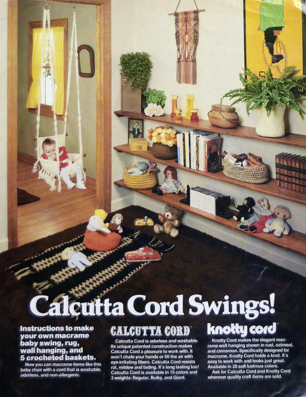 Calcutta Cord Swings