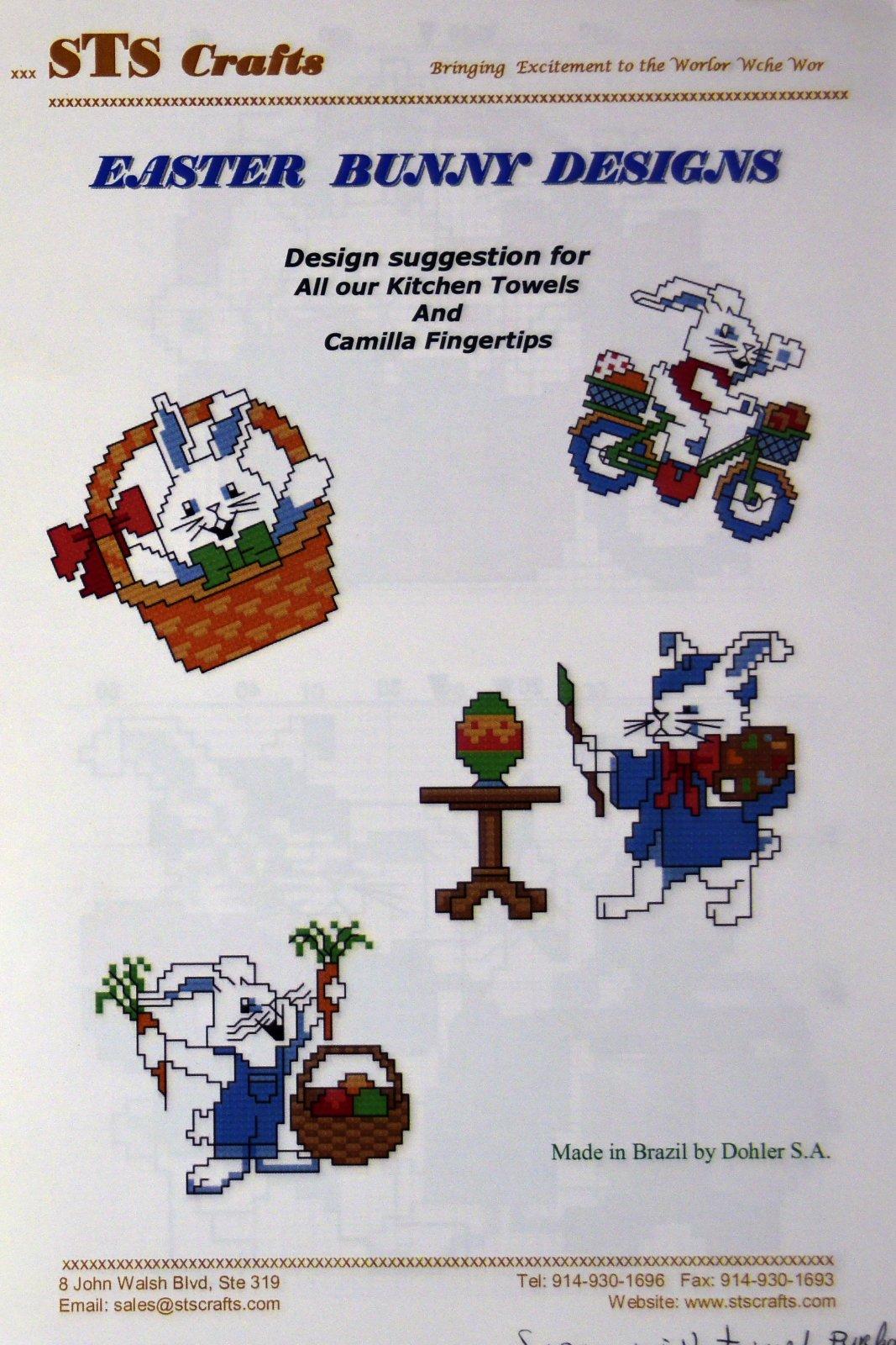 Easter Bunny Designs