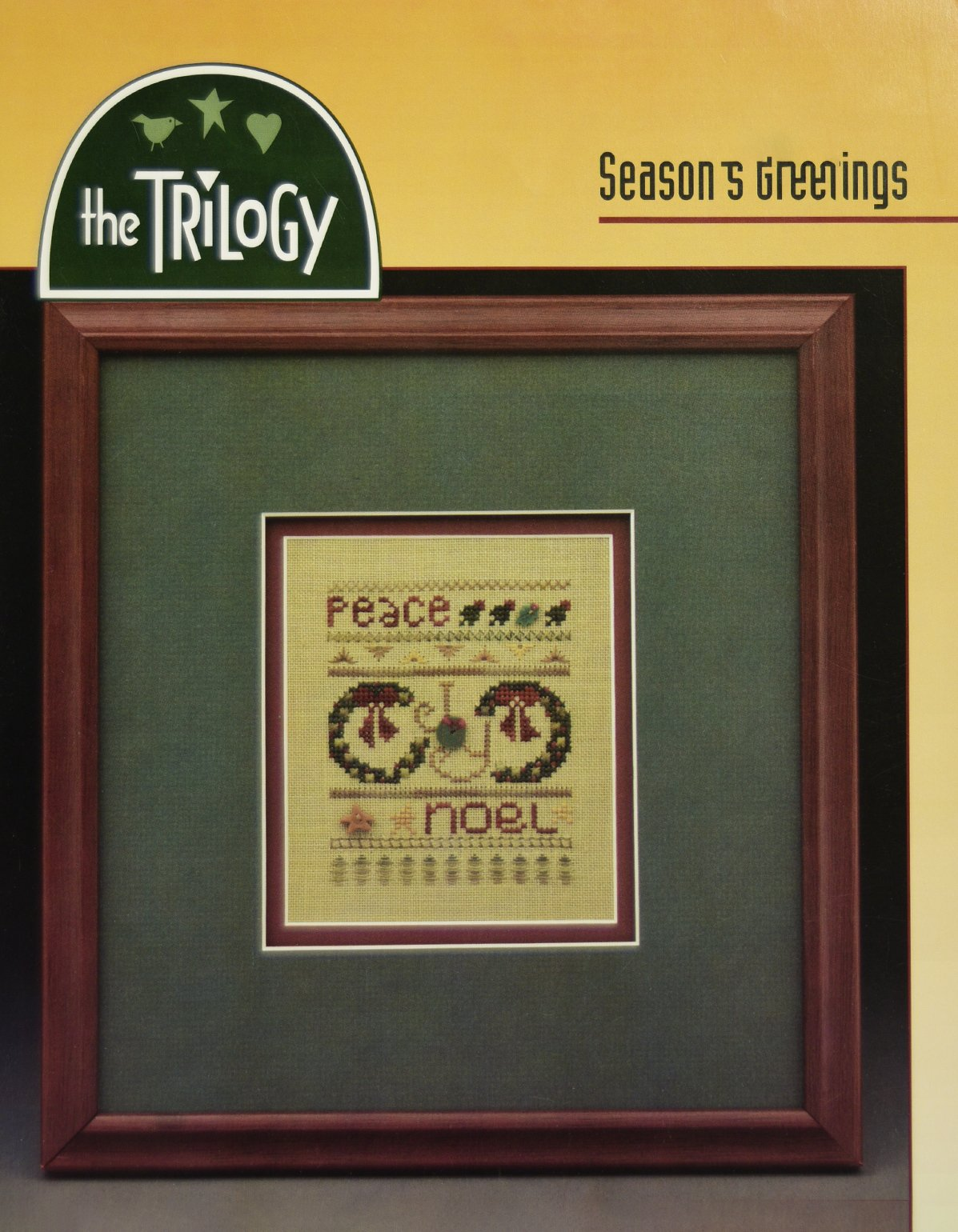 Season's Greetings by The Trilogy