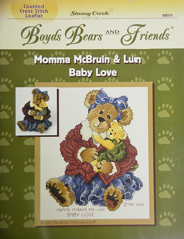 Boyd's Bears:  Momma McBruin and Luke:  BB399
