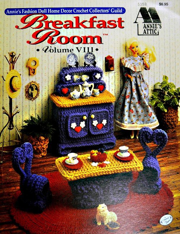 Crochet Doll Gowns