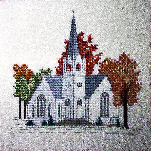 Great Smoky Mountains Historical Church