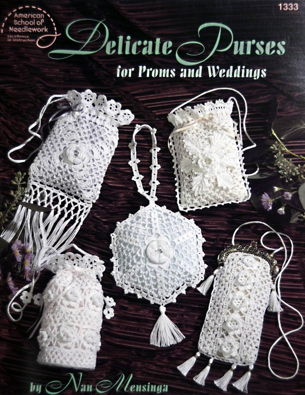 Crochet Delicate Purses