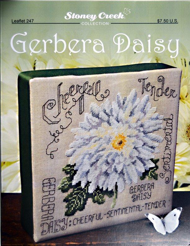 Gerbera Daisy:  BF108
