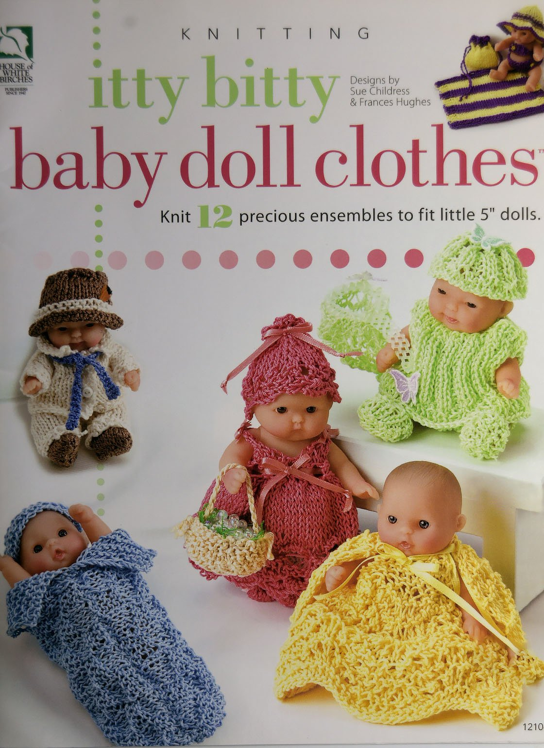 Itty Bitty Baby Doll Clothes: KN