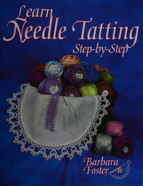 Learn Needle Tatting Step By Step