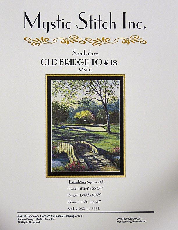 Old Bridge to #18:  MYS
