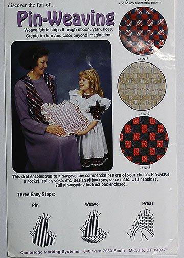 Pin-Weaving Grid
