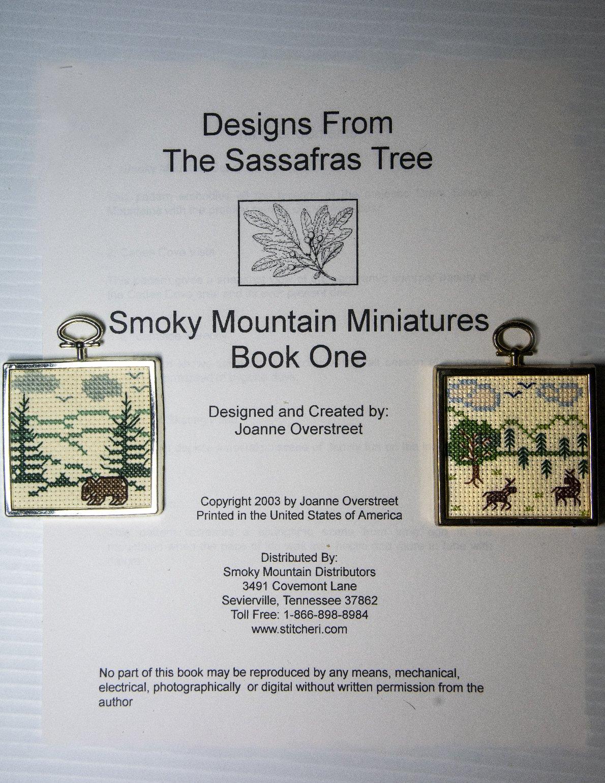 Smoky Mountain Miniatures Book One