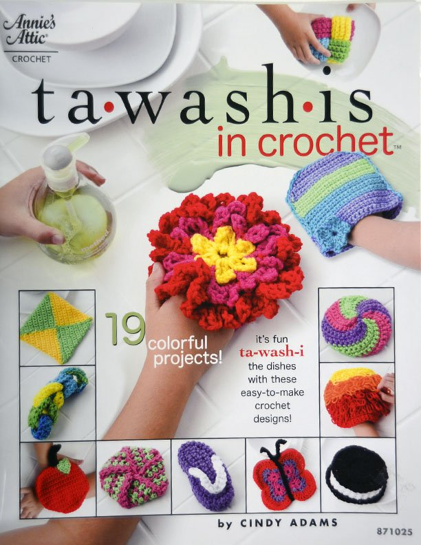 Tawashis in Crochet: CR5000