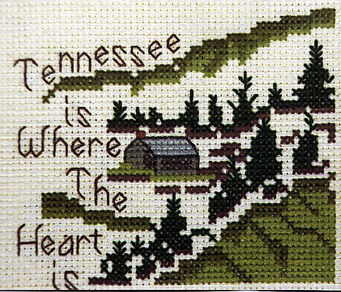 Tennessee is Where..................