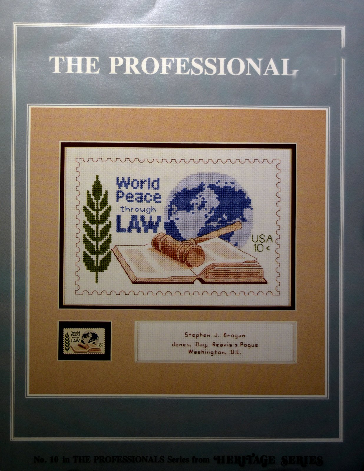 World Peace Through Law:  OCC